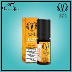 E-liquide JAZZ (Barrique) 10ml V By Black Note - Vaporificio - Eliquide macérat tabac sans additf