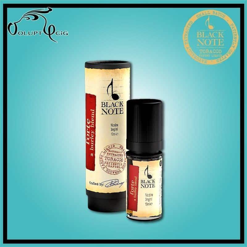 FORTE 10ml Black Note - Eliquide macérat tabac sans additf