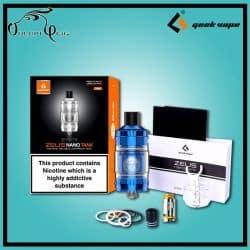 Clearomiseur ZEUS NANO TANK Geekvape - Cigarette électronique