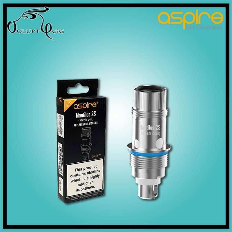 Résistance NAUTILUS Mesh 0.7 Ohm Aspire - Cigarette électronique