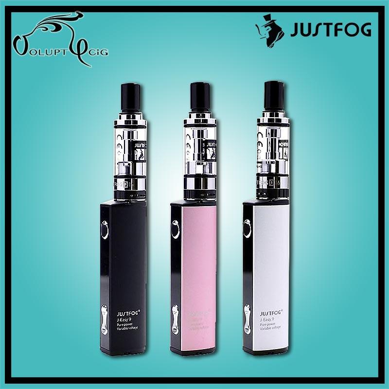 Justfog Kit Q16 J-EASY 9  - Cigarette électronique
