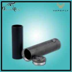 Box SIEGFRIED (Tube) 150W Vapefly - cigarette électronique accu rechargeable
