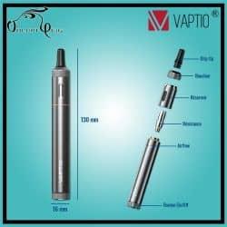 Kit COSMO A1 900mAh Vaptio - Cigarette électronique