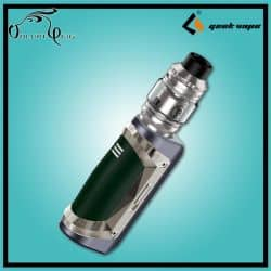 Kit S100 AEGIS SOLO 2 + Z SUBOHM 2021 Geekvape - cigarette électronique accu rechargeable