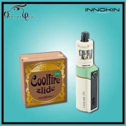 Kit COOLFIRE Z50 Vintage Edition Innokin - Cigarette électronique