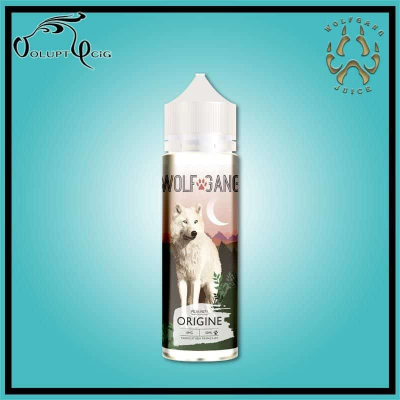 E-liquide ORIGINE 50 ml Wolfgang Juice