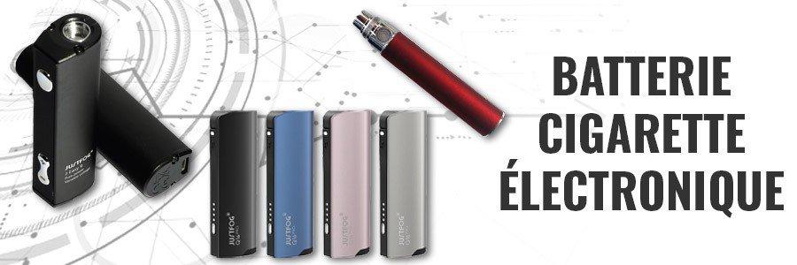 Batteries EGO pour cigarettes électroniques  -Voluptycig