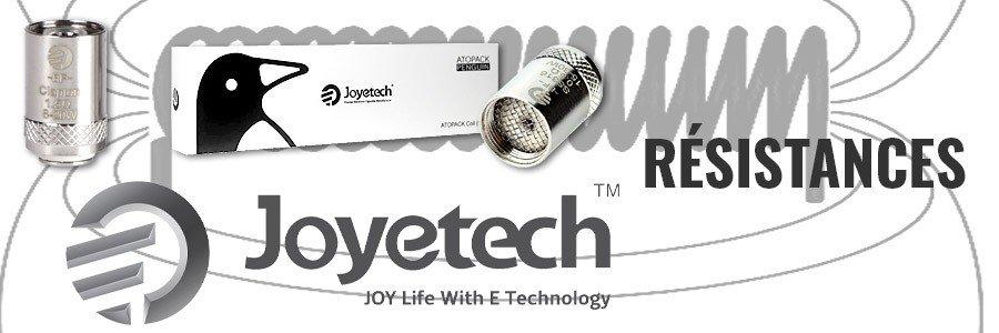Résistances clearomiseurs e-cigarette Joyetech