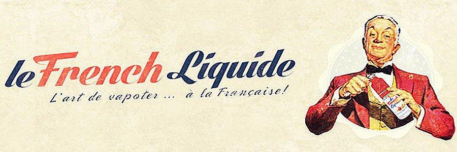 E-liquides Le French Liquide