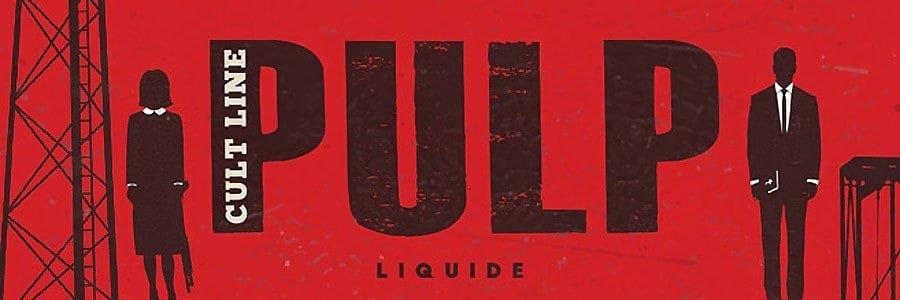 Cult Line par Pulp e-liquide