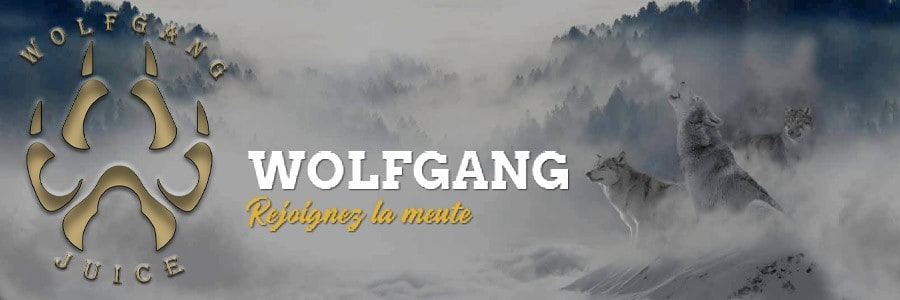 E-liquides Wolfgang Juice