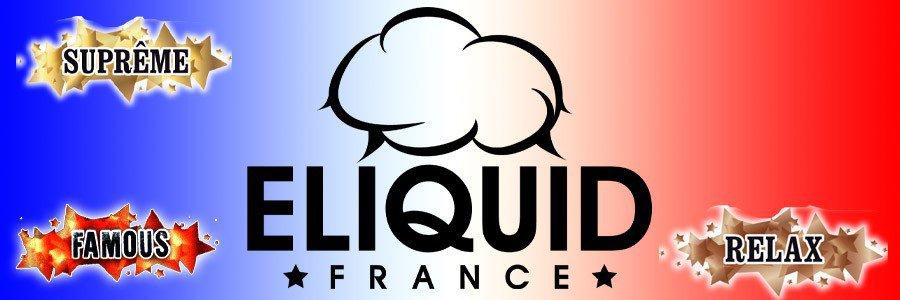 E-liquide France : Liquide français e-liquides premium