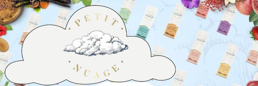 E-liquide Petit Nuage ; la collection complète