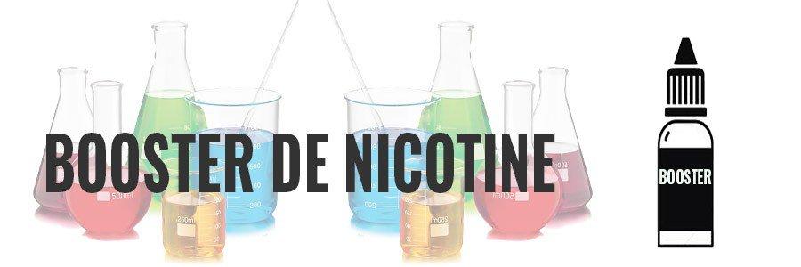 E-liquide Booster nicotine 20 mg, Boosters eliquide 20mg
