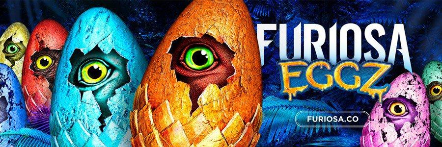E-liquides Furiosa Eggz Vape47