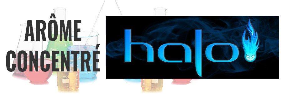 Arôme concentré Halo, Concentré Subzero, Concentré Turkish,Tribeca,