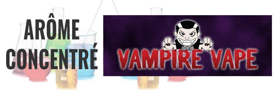 Arômes concentrés Vampire vape