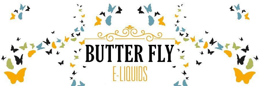 eliquide Butter Fly Innocent Cloud, E-liquide 100% végétal Butter Fly